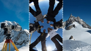 365 Gigapixel Çözünürlüğü, 46 Terabyte Boyutu ile 6 Fotoğrafçı Tarafından Çekilen Dünyanın En Kaliteli Fotoğrafı