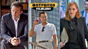 Başarabilirsiniz! İlham Verip Gaza Getirecek 11 Motivasyon Filmi Tavsiyesi!