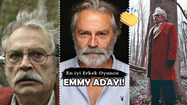 """Bayrakları Asalım! Haluk Bilginer, Emmy'de """"En İyi Erkek Oyuncu"""" Adaylığına Gösterildi!"""