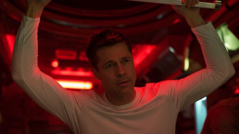 """2019 Yapımı Brad Pitt Başrollü Bir Bilim Kurgu Uzay Filmi: """"Ad Astra"""""""