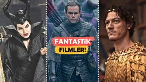 Fantastik Film Arayanlara: İzleyeni Farklı Dünyalara Götüren 10 Film Önerisi!