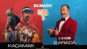 """Olmadı! Cem Yılmaz İmzalı """"Karakomik Filmler"""" Seyirciden Geçer Not Alamadı!"""