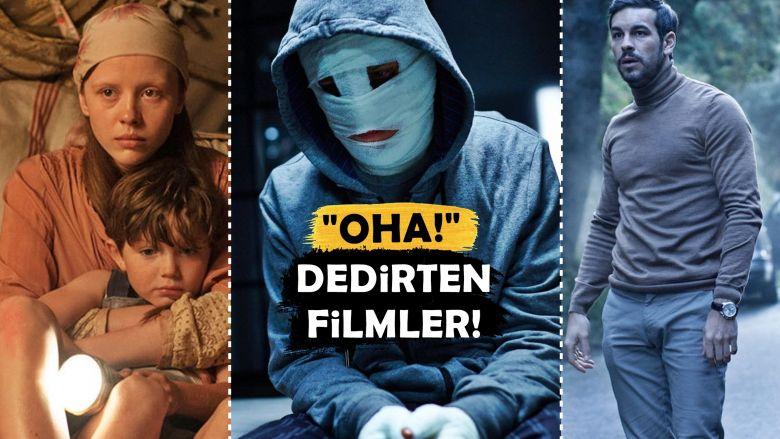 """Bittiğinde """"Oha"""" Diyeceğiniz Birbirinden Etkileyici Film Önerileri!"""