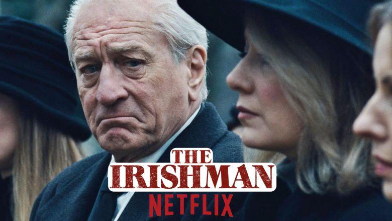 """Sinema Şöleni! Dev Oyuncu Kadrosu ve Tüm İlginç Detaylarıyla: """"The Irishman"""""""