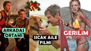 Yeni Yılda Evde Olacaklara Her Kategoriden Nefis Yılbaşı Filmi Önerileri!