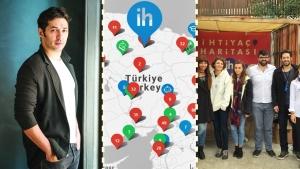 Oyuncu Mert Fırat Tarafından Kurulan, Paranın Geçmediği Muhteşem Bir Yardımlaşma Platformu: İhtiyaç Haritası