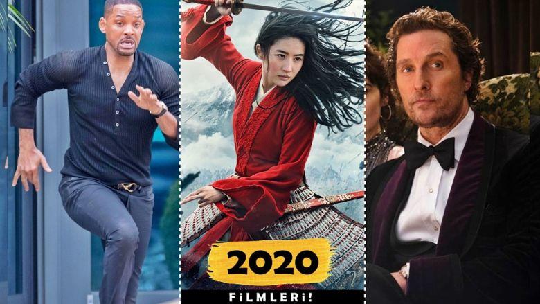 Neler İzleyeceğiz? 2020'de Vizyona Girecek 11 Yabancı Film!