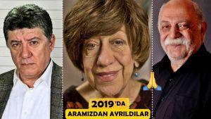 Sinemanın Acı Yılı: 2019'un Bizden Aldığı 10 Türk Oyuncu