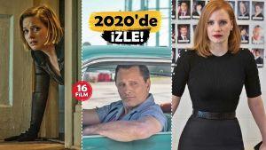 Şiddetle Tavsiye! 2020'de Mutlaka İzlemeniz Gereken 16 Film Önerisi!