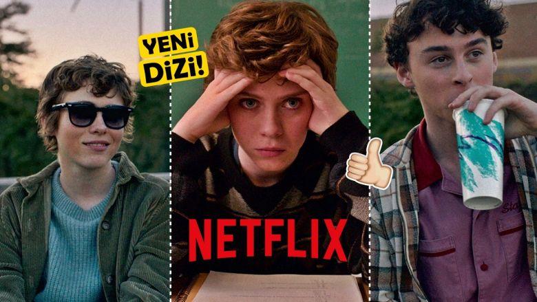 """Olmuş! Yeni Netflix Dizi Önerisi: """"I Am Not Okay with This"""""""