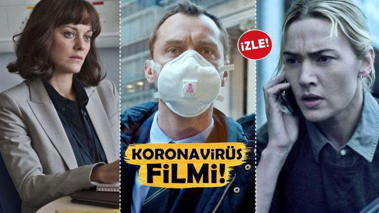 """Koronavirüs Salgınını Anlamak İçin Bu Filmi İzleyin: """"CONTAGION"""""""