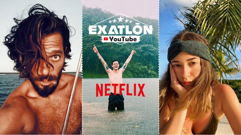 """Acun'un, YouTuber'lar ile Çektiği Yarışma """"Exatlon"""" Netflix'te İzlenecek!"""