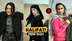 """İşi Gücü Bırakıp İzleyin! 2020 Yapımı Yeni Netflix Dizi Önerisi: """"Kalifat"""""""