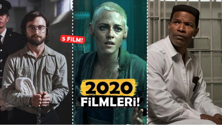 """Aşırı Güncel! """"Ne İzlesem?"""" Diyenlere 5 İyi 2020 Film Önerisi!"""