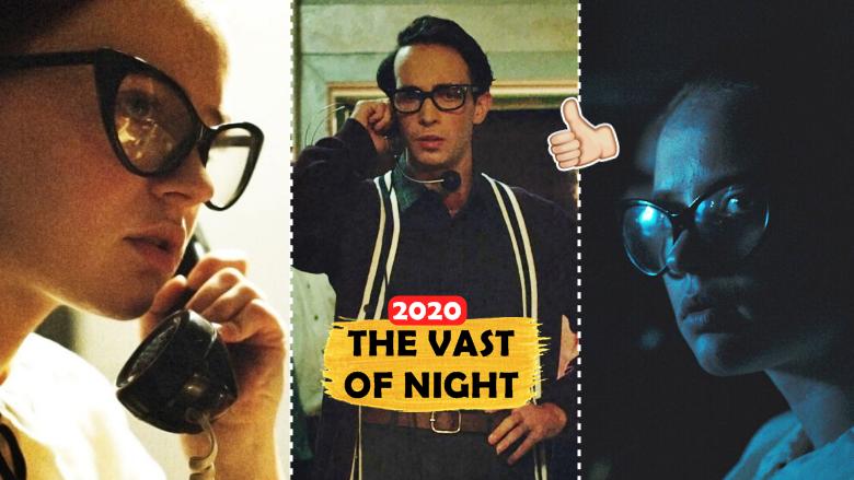 The Vast of Night: 2020'nin En Dikkat Çekici Bilim Kurgu Filmi Tavsiyesi!