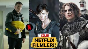 """""""Netflix'te Ne İzlesek?"""" Diyenlere 2020 Yapımı 9 İyi Netflix Filmi Tavsiyesi!"""