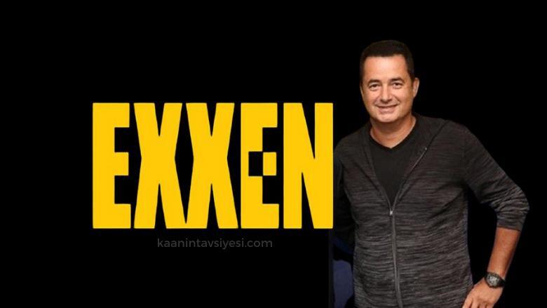 Eksen Dijitale Kayıyor: Acun Ilıcalı'nın Yeni Dijital Platformu 'Exxen'
