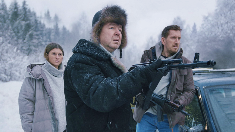 To the Lake: Virüs, Salgın, Zombi ve Kış Temalı Yeni Netflix Dizisi | İzlenir mi?