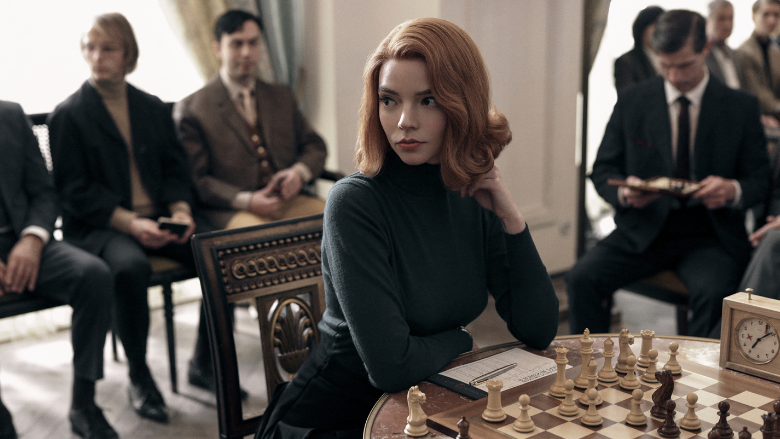 Şah Mat! Netflix'in 'Satranç' Konulu Yeni Dizisi: The Queen's Gambit