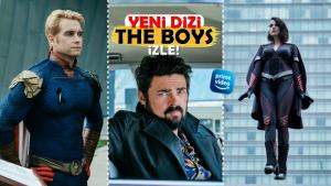 The Boys: Bir Çırpıda İzlenecek 10 Numara Süper Kahraman Dizisi!