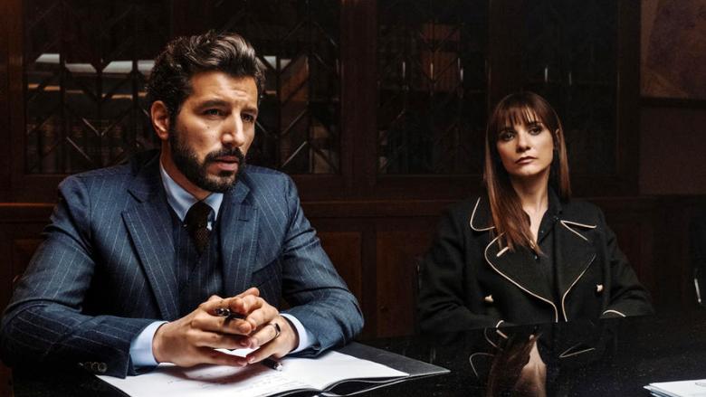 1 Cinayet ve Bolca Hukuk İçeren İtalyan Dizisi: il Processo