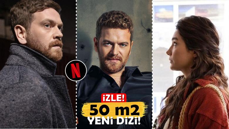 50 m2: Çok Kötü Başlayıp Usul Usul Toparlayan Yeni Netflix Dizisi!
