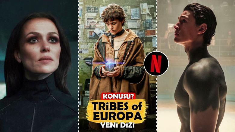 """Yeni Netflix Dizisi """"Tribes of Europa"""" İzlenir mi? Neyi Konu Alıyor?"""
