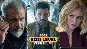 """Hoop, Sar Başa! 2021 Yapımı """"Boss Level"""" Filmi İzlenir mi? Konusu Ne?"""
