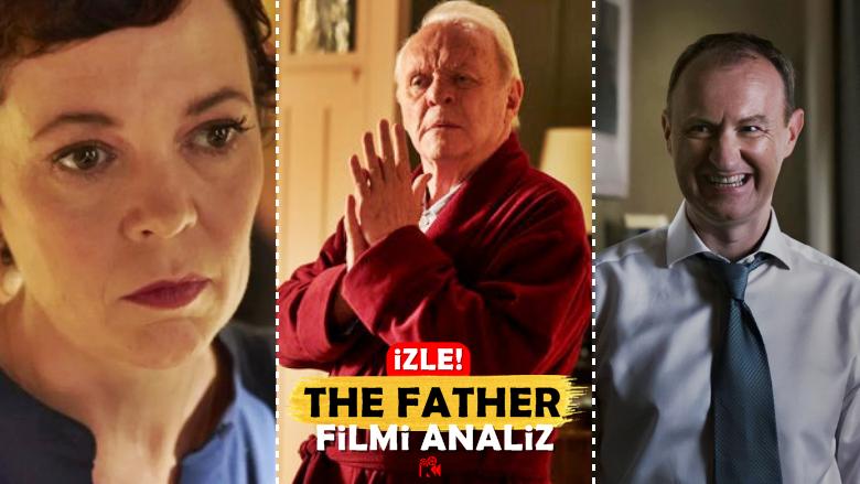 """Sanat Eseri! Beyin Yakan Hopkins Filmi """"The Father"""" Neyi Konu Alıyor?"""