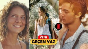 """Netflix'in 90'lı Yıllarda Geçen Yeni Gençlik Filmi: """"Geçen Yaz"""""""