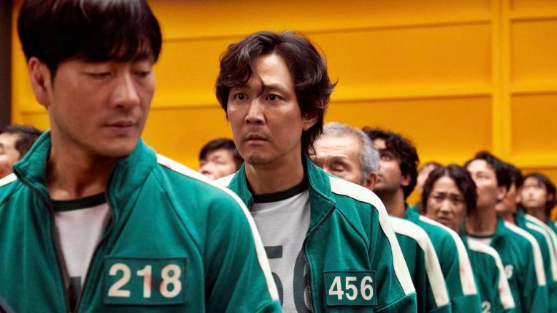 Squid Game: Güney Kore Yapımı, Bulmacası Bol TAŞ Gibi Yeni Netflix Dizisi!