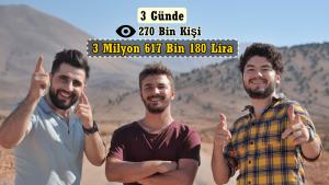 Uçuk Kazançları ve Milyonluk Seyirci Sayıları ile: Türk YouTuber Filmleri