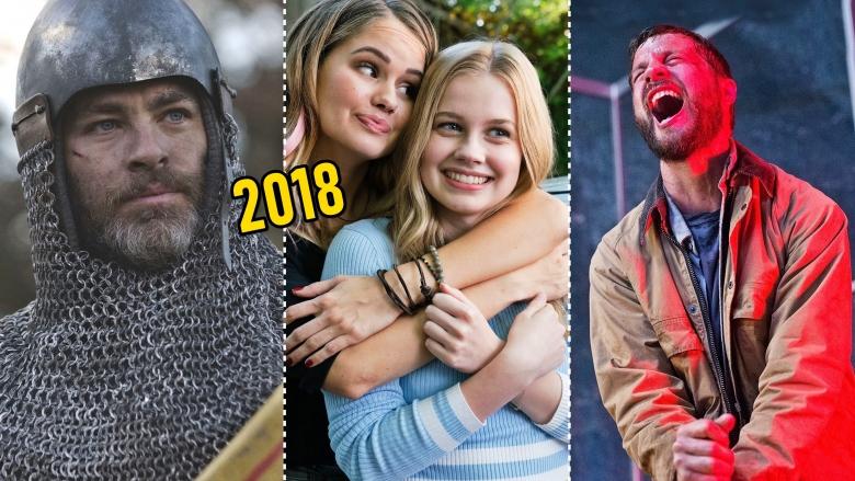 Ne İzlesem Diye Düşünenlere, Tam 14 Nefis 2018 Film Önerisi!