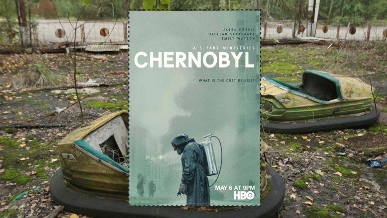 """2019'un İlk Dizi Tavsiyesi: HBO'nun, Çernobil Faciasını Konu Alan Dizisi """"Chernobyl"""""""