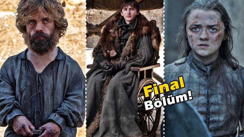 Game of Thrones 8. Sezon 6. Bölümde Neler Oldu? Son Bölüm İncelemesi!