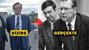 """""""Chernobyl"""" Dizisi Oyuncularının Canlandırdığı Kişiler Gerçekte Kimler? Hayattalar mı?"""