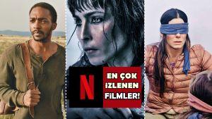İyisiyle Kötüsüyle: En Çok İzlenen Netflix Filmleri!