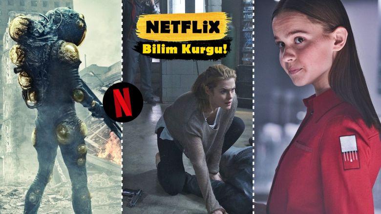 Her Biri de Düşündürücü, Birbirinden İyi Netflix Bilim Kurgu Filmi Tavsiyeleri!