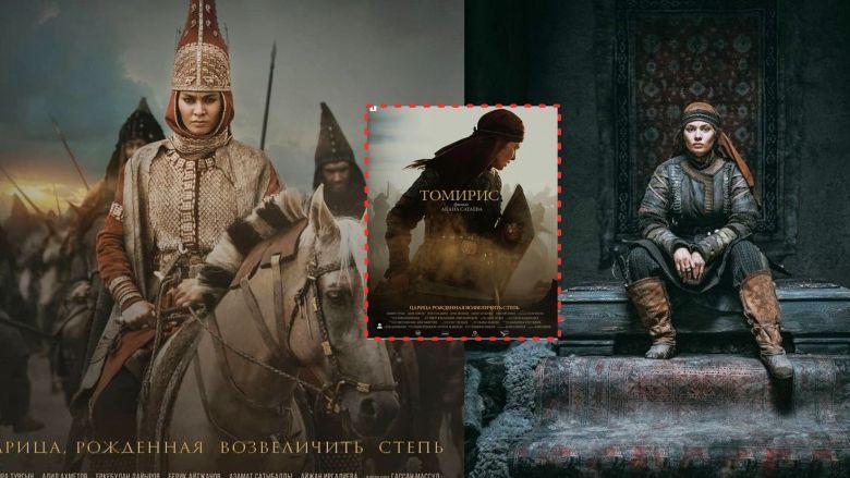 """Efsanevi Türk Kadın Hükümdar """"Tomris Hatun"""" Filmi Geliyor!"""