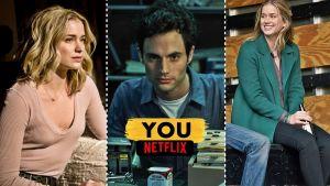 """İzleyecek Dizi Arayanlara! Etkileyici Netflix Dizi Tavsiyesi; """"You"""""""
