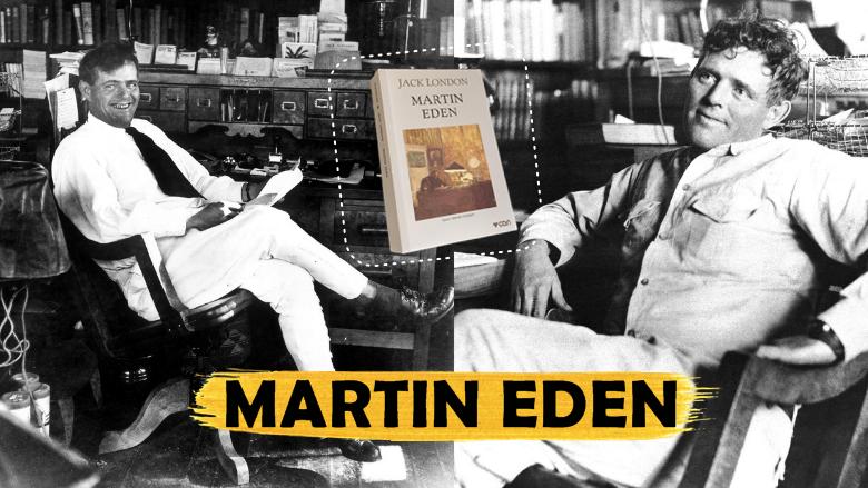 """Duygusal Bir Bağ Kuracağınız Nefis Bir Kitap: """"Martin Eden"""""""