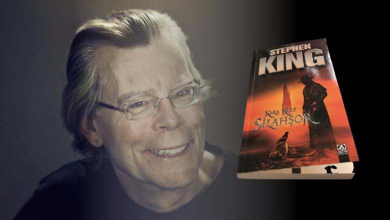"""Bilim Kurgu! Fantastik Bir Dünyayı Konu Alan Nefis Bir Kitap: """"Kara Kule"""""""