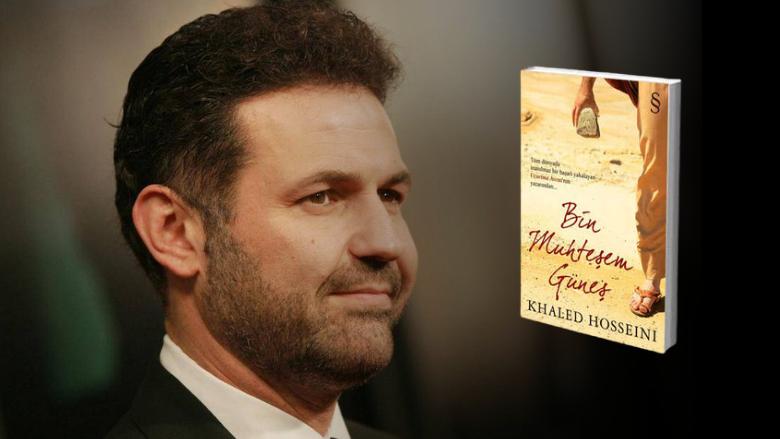 Çok Gerçek! Khaled Hosseini İmzalı Nefis Kitap; Bin Muhteşem Güneş