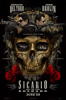Sicario: Day of The Saldado (2018)