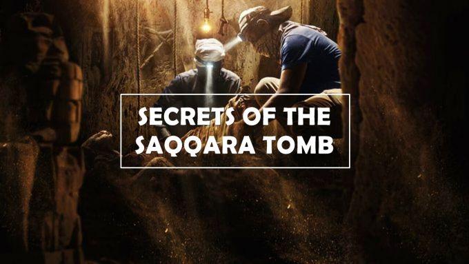 Secret of the Saqqara Tomb (2020)