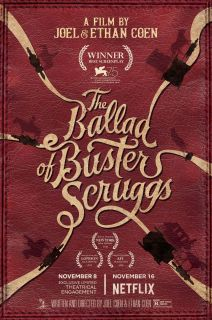 Ballad of Buster Scruggs (2018)