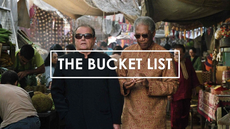 the bucket list reflection Living the bucket list is here to inspire you your bucket list could be filled with places to visit, things to do, achievements to accomplish and much more.