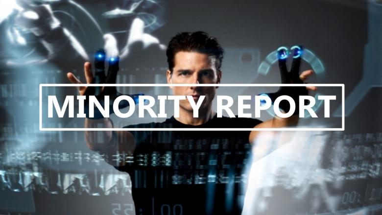 Azınlık Raporu - Minority Report (2002) - Kaan'ın Tavsiyesi