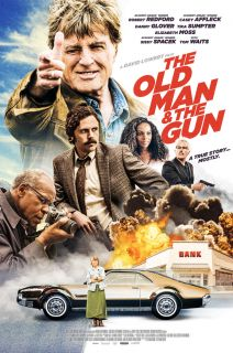 The Old Man The Gun (2018)