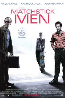 Matchstick Man (2003)